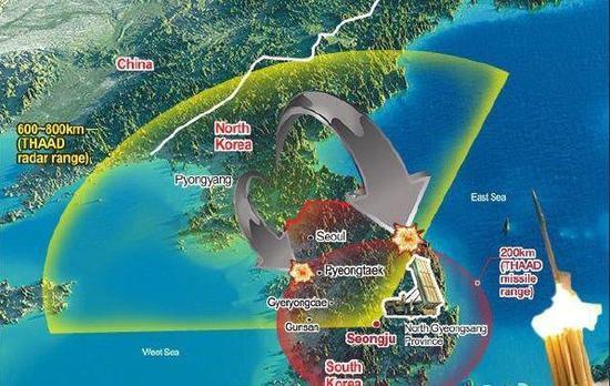 挖垮中国墙脚 特朗普又筹划部署萨德