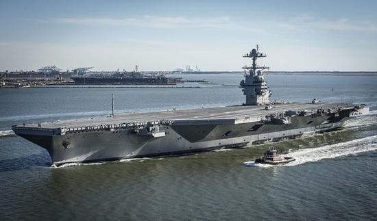 如何对付美国航母编队?法军给出最佳答案