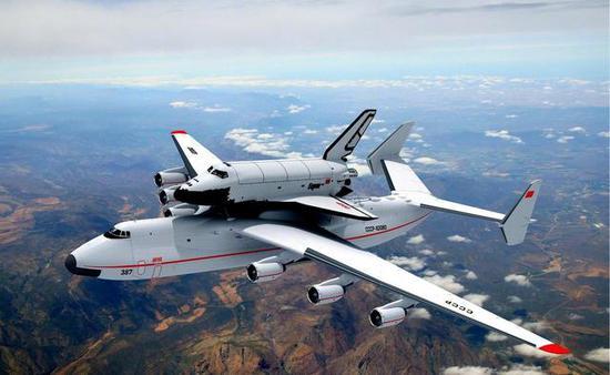 世界最大飞机安225会落户中国?其发动机将在华生产