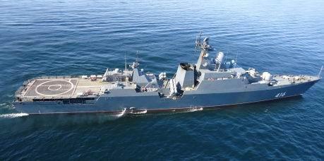 该邻国为扩充海军3.5亿美元买2艘战舰 不足抗衡中国