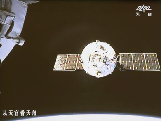 美媒称中国5年内将发射天宫三号空间站 重达66吨