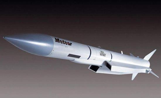 图:流星导弹