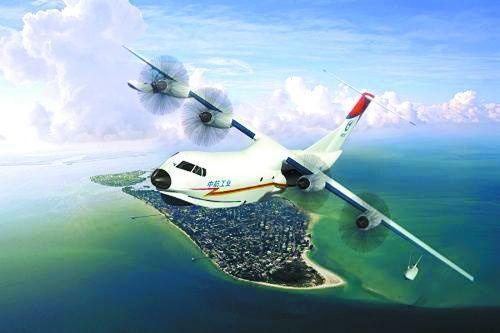 ag600大飞机1小时可搜索6千平方公里