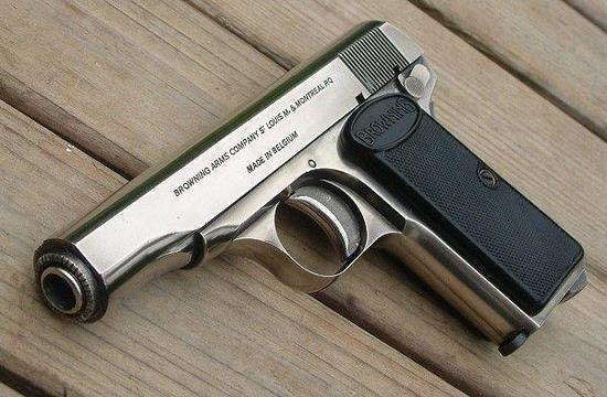 这种手枪风靡中国70年:我军曾用其参加一重要任务