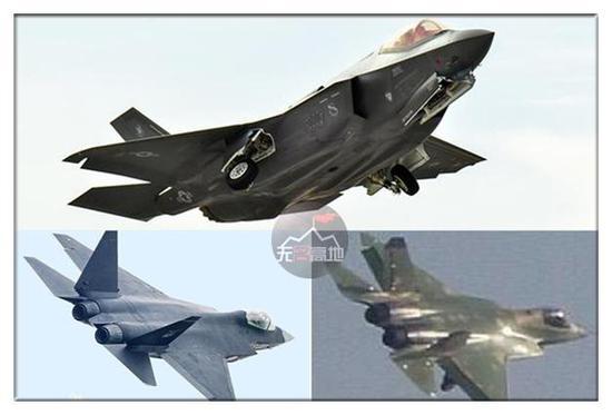 尽管跟F-35肯定存在差距 但是不走出去 不放到聚光灯下实际对比 很难分出具体高低