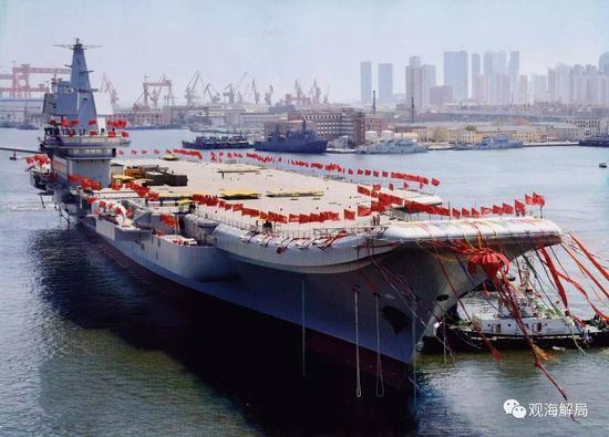 辽宁舰改建时15名设计师牺牲 有人未见妻子最后一面