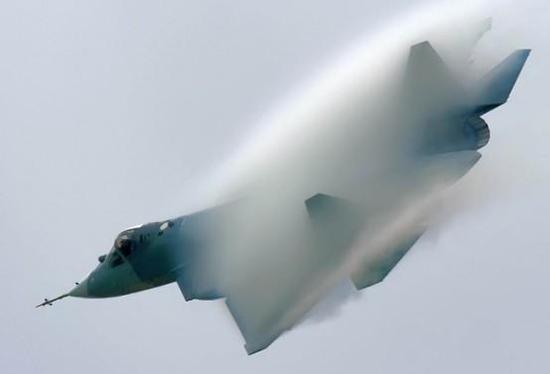 资料图:俄制T50隐身战斗机