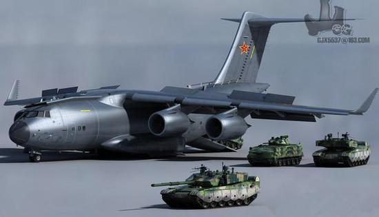 中国运20运输机最大短板将被解决 性能更强让俄郁闷
