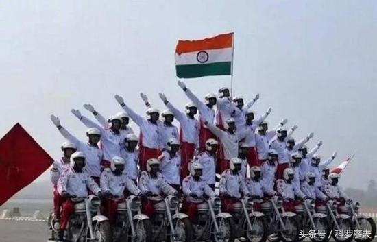 印度其实是军事工业强国典范:能造航母能登火星