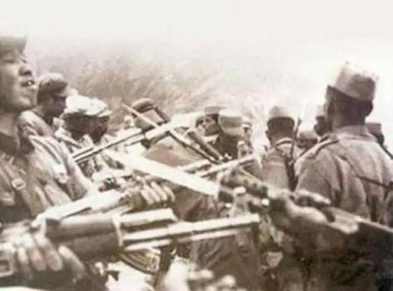 1962年中印边境对峙