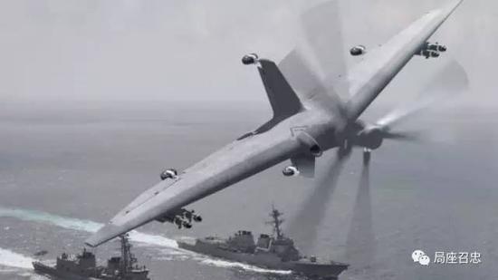 美国将研发这款神器 十年后或比航母还要厉害