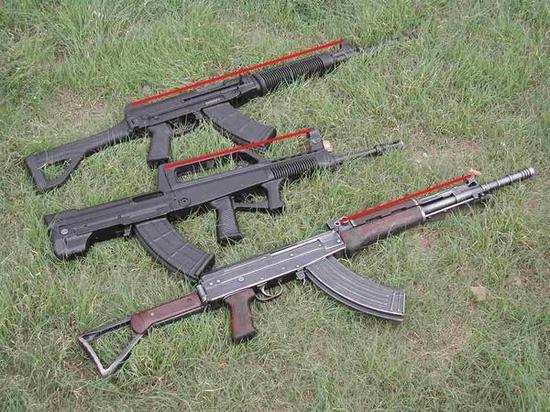 中国03式步枪为何不大量列装部队 有一致命缺陷