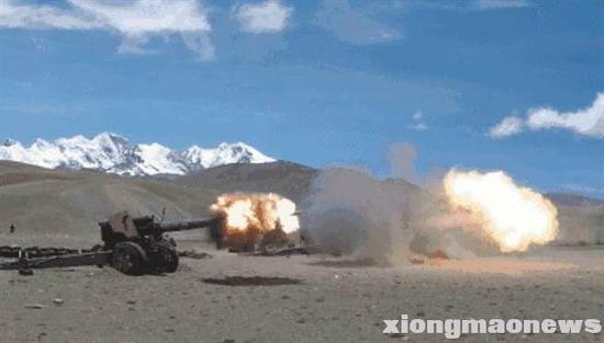 印军向洞朗增派2500名山地军 中国军队进入一级战备