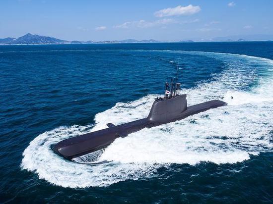 韩国海军第9艘AIP潜艇服役 拥有全球最先进动力系统