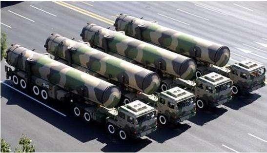 俄称中国发明可蛇形机动洲际导弹 美国都无法拦截