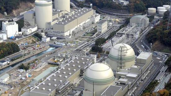 资料图:福岛第一核电站