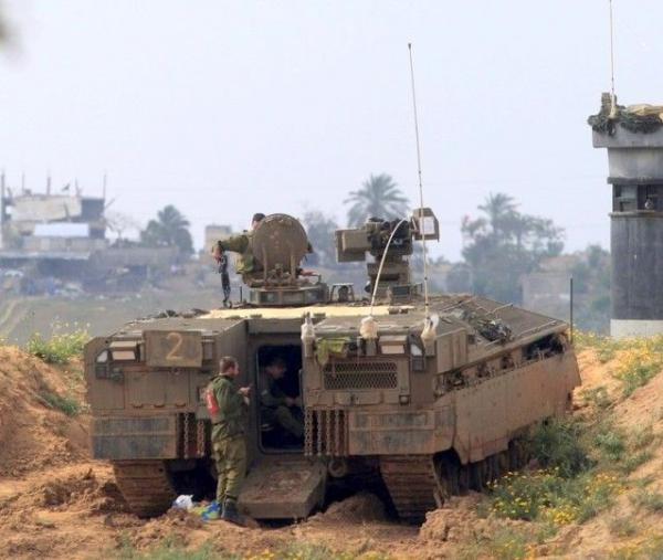 以色列展示全球最重步兵战车 重62吨防护堪比坦克