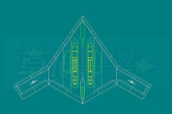 中国最新神秘隐身飞机现身 为何比起歼20更引人关注