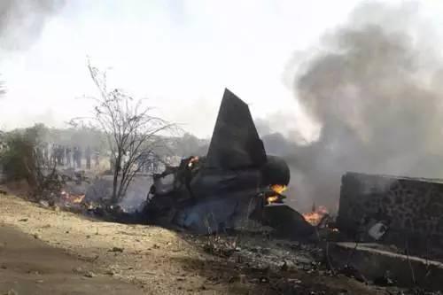 米格-21是墜毀最多的戰機