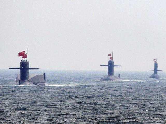中国新型核潜艇将动用一项黑科技 美尚未研发成功