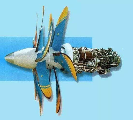 D-27发动机