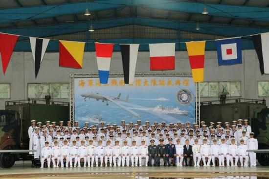 台湾陆军向海军移交锐鸢无人机 曾被讽聋子的耳朵