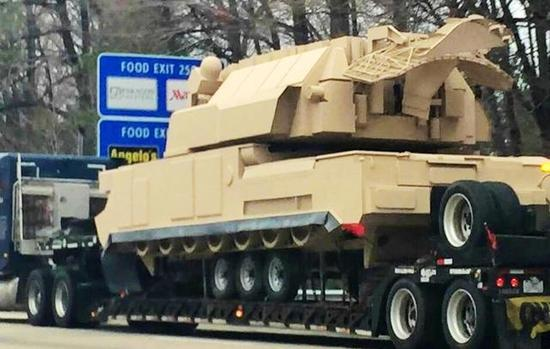 美军使用的模型