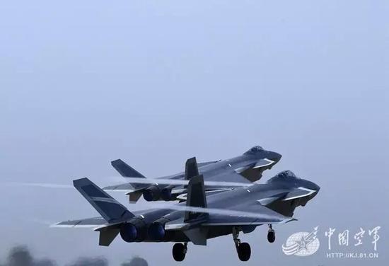 歼20换发动机之真相探秘 两项关键性能F35都不具备