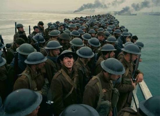 敦刻尔克海滩上没有正义 英国要维持的仍是殖民统治