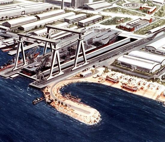 苏联总共建造九艘航母 中国得到的收获为何却远超俄