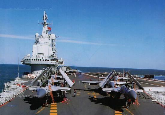 中国海军五大战舰将迎密集下水期 都是万吨级巨舰