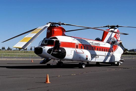 中国直升机数量_中国曾错过美这款重型直升机
