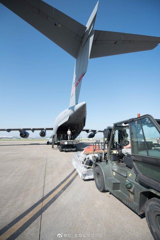 不感人但很强大:细谈加勒比飓风中的美军救灾能力