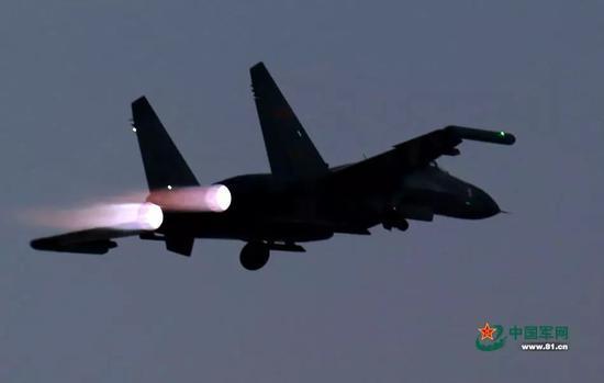 我国装备的苏-27战机