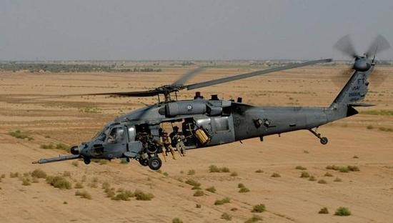 凭借先进飞控系统,黑鹰直升机飞行性能和品质较好