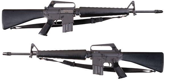 AR-15步枪