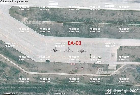 中国EA03无人机实战化部署 钻石翼设计具备隐身能力
