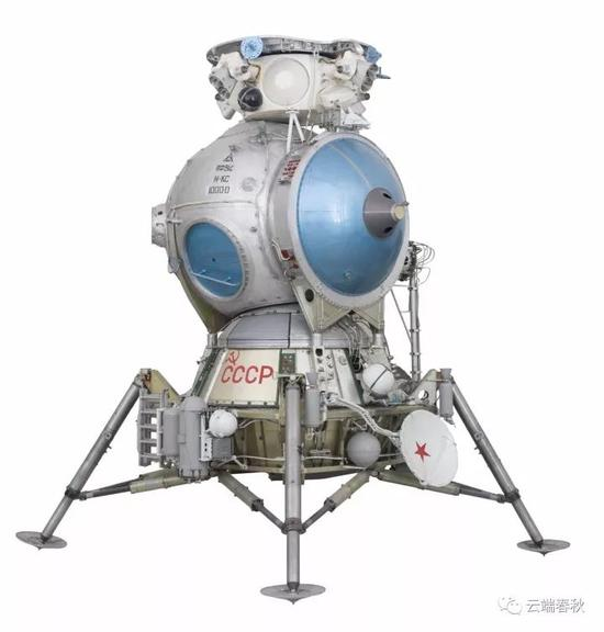 中国购苏联登月舱能否助力载人登月 只起到参照作用