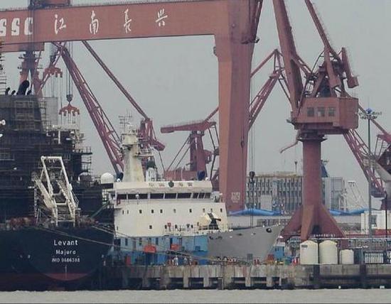 中国海警舰队世界最强:拥万吨巨舰总吨位超美日之和