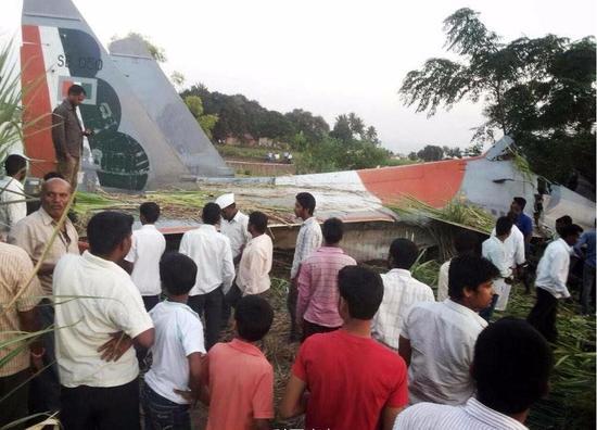 印军40年坠毁100架战机:摔飞机能否摔出来空军强国