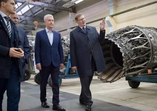 俄神秘航空发动机现身 不是给苏57就是给中国的?