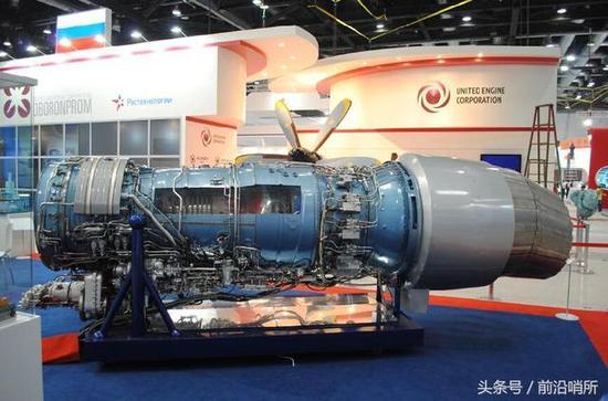 AL-31FN发动机
