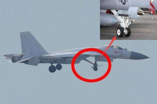 弹射型歼-15也早已完成试验
