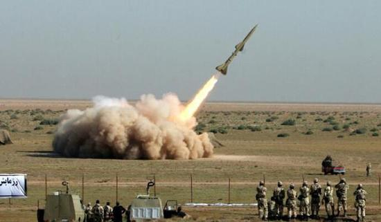 伊朗的M7导弹