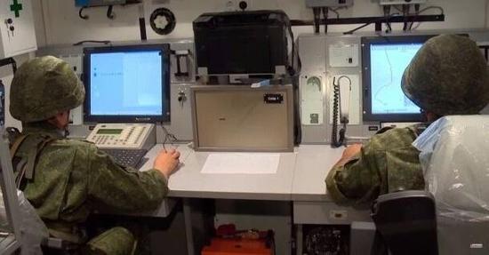 發射控制的操作平臺