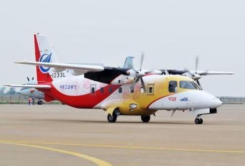 运12是最早拿到西方适航证的中国产飞机