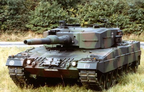 德国自称豹2坦克世界第一 土耳其用其实战却遭惨败军事拓展夏令营有