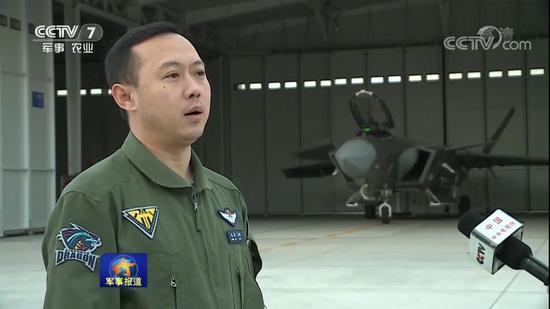 我军飞行员透露一则歼20重要信息 作战中将如此使