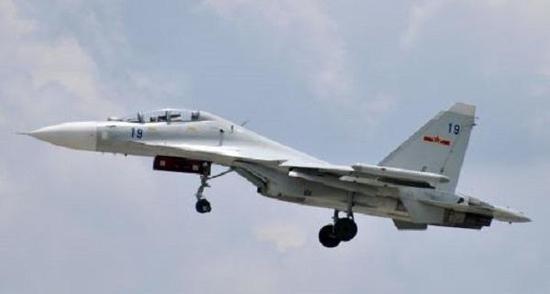 中国海军航空兵装备的苏-3MK2