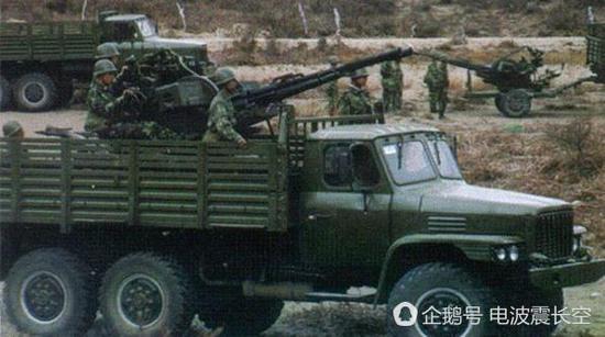 解放軍新型合成山地旅亮相西藏 只有一個短板(圖)